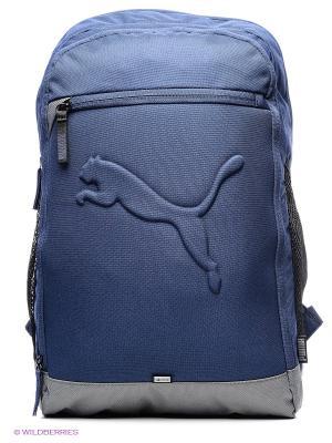 Рюкзак PUMA Buzz Backpack. Цвет: синий