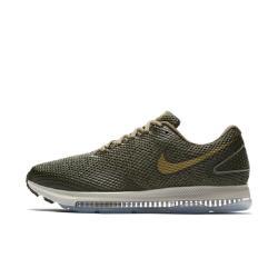 Мужские беговые кроссовки  Zoom All Out Low 2 Nike. Цвет: оливковый
