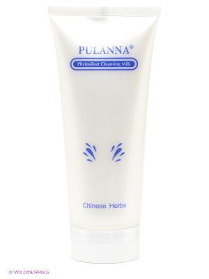 Очищающее молочко -Phytosilver Cleansing Milk,90г PULANNA. Цвет: серебристый