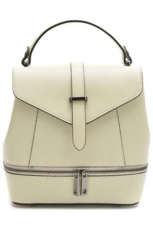 Backpack ANNA LUCHINI. Цвет: beige