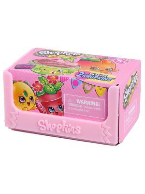 Shopkins 2шт. в корзиночке Moose. Цвет: розовый