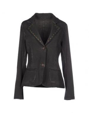 Пиджак ATHLETIC VINTAGE. Цвет: свинцово-серый