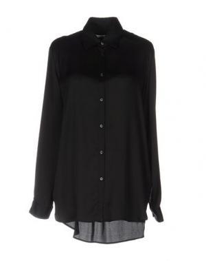 Pубашка AGLINI. Цвет: черный