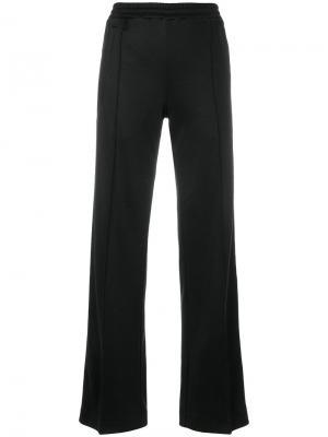Спортивные брюки с полосками по бокам Dondup. Цвет: чёрный