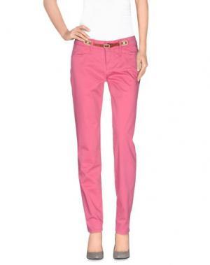 Повседневные брюки JECKERSON. Цвет: светло-фиолетовый