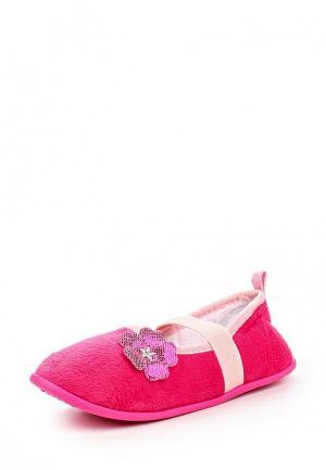 Тапочки De Fonseca. Цвет: розовый