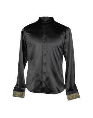 Pубашка MAESTRAMI Cerimonia. Цвет: черный