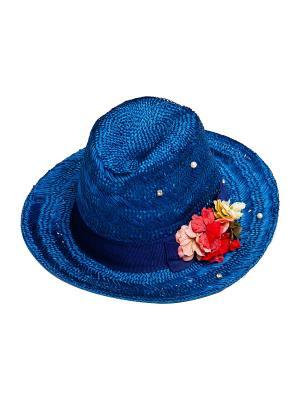 Шляпа Kameo-bis. Цвет: синий, зеленый, красный