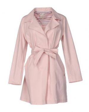 Легкое пальто MOUCHE. Цвет: розовый