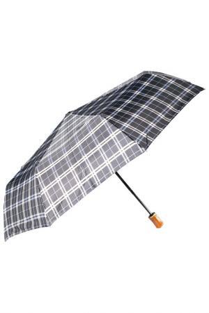 Зонт автоматический MITYA VESELKOV. Цвет: черный, белый
