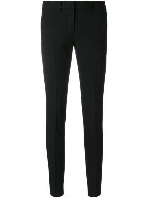 Прямые брюки Philipp Plein. Цвет: чёрный