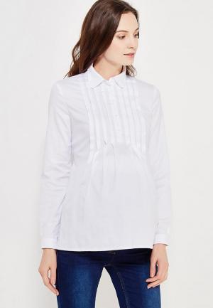 Блуза Budumamoy. Цвет: белый