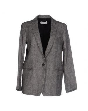 Пиджак POMANDÈRE. Цвет: серый