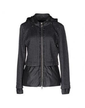 Куртка MABRUN. Цвет: свинцово-серый