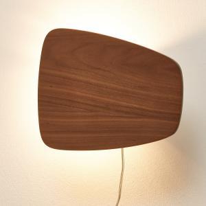 Светильник настенный, Kilda La Redoute Interieurs. Цвет: темное дерево