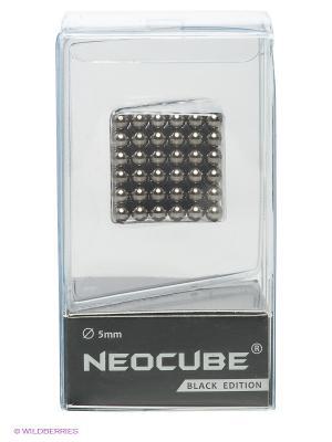 Неокуб 216 Черный 5мм Neocube. Цвет: антрацитовый