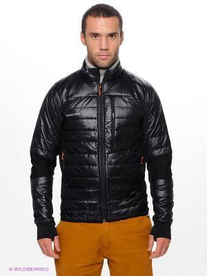 Куртка CAMPO DIDRIKSONS. Цвет: черный