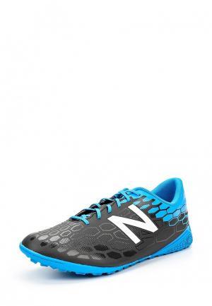 Шиповки New Balance. Цвет: черный
