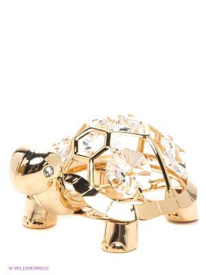 Фигурка Черепаха Юнион. Цвет: золотистый