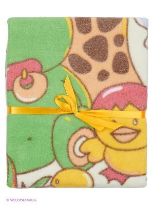 Одеяло Baby Nice. Цвет: зеленый