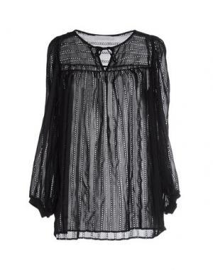 Блузка ANNE FONTAINE. Цвет: черный