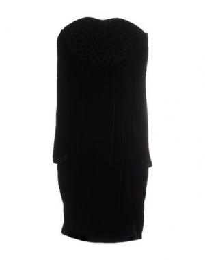 Короткое платье JUNYA WATANABE COMME DES GARÇONS. Цвет: черный