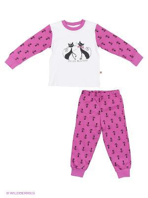 Пижама Tiger. Цвет: сиреневый