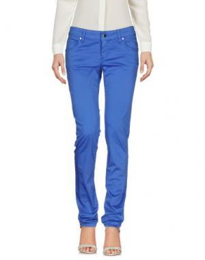 Повседневные брюки DIRK BIKKEMBERGS SPORT COUTURE. Цвет: синий