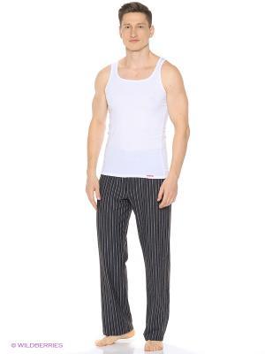 Пижама Body Star. Цвет: белый