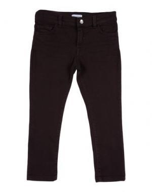 Джинсовые брюки DOLCE & GABBANA. Цвет: баклажанный