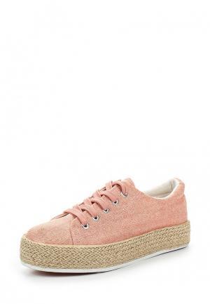Ботинки Laik. Цвет: розовый