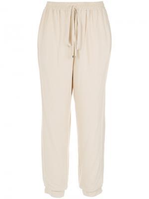 Clochard trousers Olympiah. Цвет: телесный