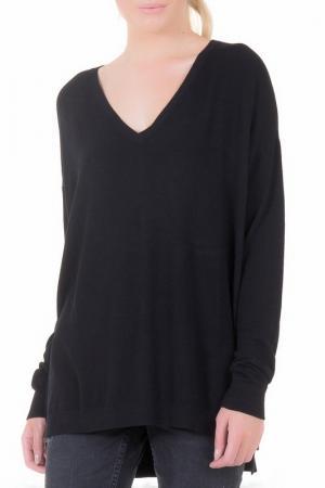 Пуловер BIG STAR. Цвет: черный