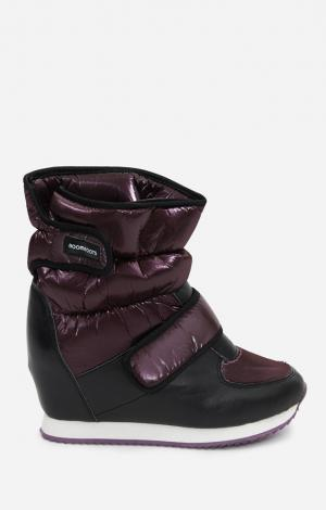 Дутики Фиолетовые Boomboots