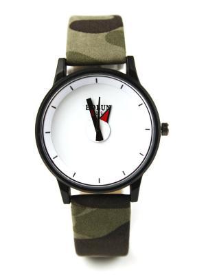 Часы наручные 1Azaliya. Цвет: хаки