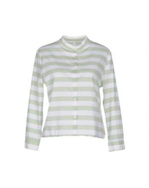 Pубашка AGLINI. Цвет: светло-зеленый