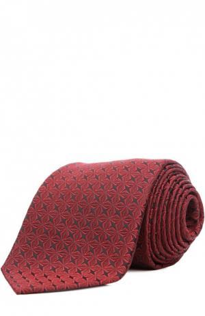 Галстук Fabric Frontline. Цвет: красный