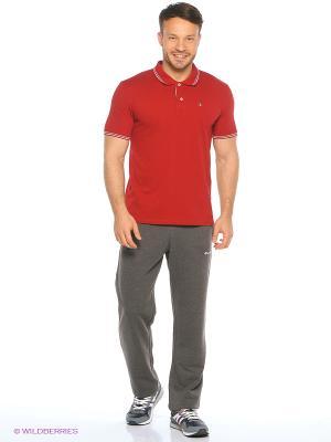 Спортивные брюки CHAMPION. Цвет: серый