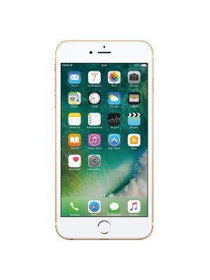 Смартфон Apple FGAA2RU/A iPhone 6 Plus 16Gb золотистый моноблок 3G 4G 5.5 1080x1920 iOS 8 8Mpix WiF. Цвет: золотистый