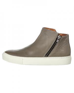 Ботинки Tango. Цвет: серый