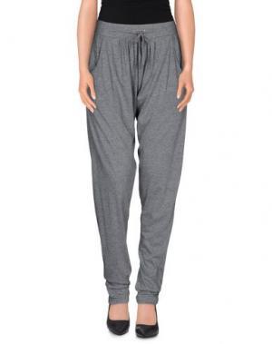 Повседневные брюки AMERICAN COLLEGE. Цвет: серый