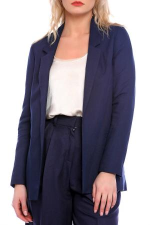 Жакет Emma Monti. Цвет: navy