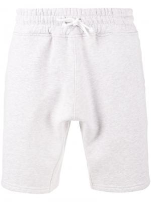 Спортивные шорты Yeezy. Цвет: серый