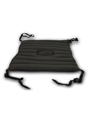 Гемо-комфорт Авто 40х50 подушка на сидение SMART-TEXTILE. Цвет: серый