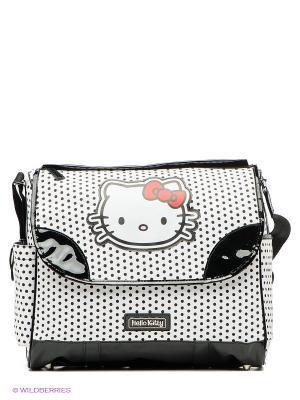 Сумка Hello Kitty. Цвет: черный, белый