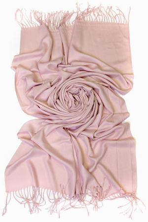 Палантин Frantelli. Цвет: бело-розовый