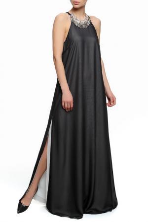 Платье XS MILANO. Цвет: черный