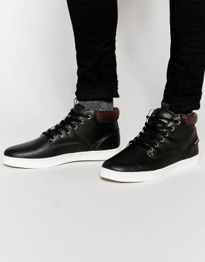Rock & Religion Ботинки с меховой подкладкой. Цвет: черный