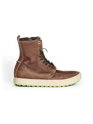 Ботинки Satorisan. Цвет: рыжий