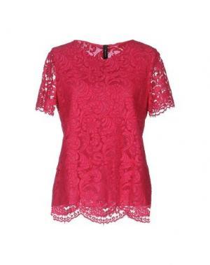 Блузка MARC CAIN. Цвет: фуксия